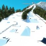 Най-добрият сноу парк на изток от Алпите бе открит в Боровец