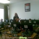 Библиотеката организира обучение по компютърна грамотност