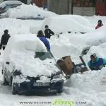 Снежен капан навръх Ивановден