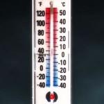 Рекордна температура на Мусала