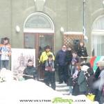 В студ и мраз чествахме 99 години от Булаирската епопея