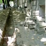 Тротоар на главна улица стана исторически…