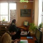 Продължава компютърното обучение на възрастни в Долна баня