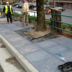 Тротоарите да се правят качествено