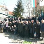 Чествахме празника на ракетчика и артилериста и юбилея на Балканската война