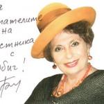 """Бони Милчева, певица и водеща, пред """"Приятел"""""""