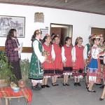 """""""Медени звънчета"""" поздравиха общинарите за Лазарица"""
