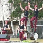 Masters of the Dance изнесоха концерт на площада