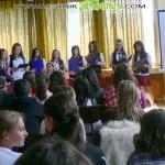 Ученици честваха Петя Дубарова