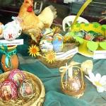 Великденска изложба на яйца
