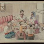 Изложба на Атанас Качамаков в Сарафската къща