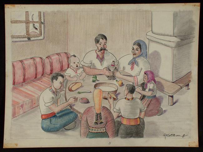 """Националният дарителски фонд """"13 века България"""" организира на 10 май в Сарафската къща изложба на Атанас Качамаков под надслов """"Нашият хляб насъщен"""". В залите на културния паметник са подредени 50 […]"""
