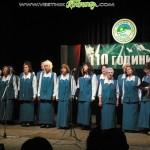 Хорът на ветераните-туристи се изяви в София, наградиха Борис Стрински