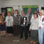 Туристическото дружество в Долна баня чества 110-годишен юбилей