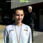 Ивана Аджова 4-а на Балканиадата в Белград