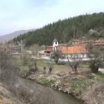 Обраха и храма в Ново село