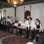 Ученици представиха театър в Сарафската къща