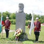 Поклонение по случай Деня на Ботев и падналите за свободата на България ще се състои утре