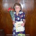 Ветеранка на Шишмановската група чукна 85, продължава да пее