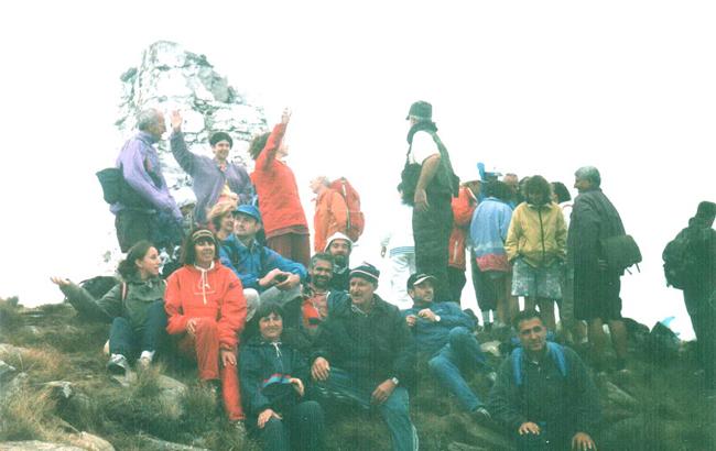 На 23 юни юбилейна годишнина навършва една от най-титулуваните, но и най-незабележима като активен турист Надка Димитрова Дашина. Родена в Саомоков, в семейството на дребния търговец Димитър Дашин /Вакле/, още […]