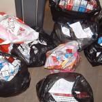 Откриха 224 кутии с контрабандни цигари