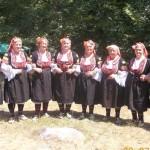 Група от Алино първа на празника в Рибарица