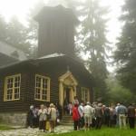 Стотици почетоха храмовия празник на църквата в Боровец