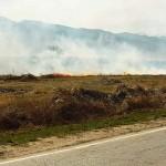 Пожар край Белчин