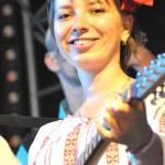 Радостина Симонова свири и пя в Белгия
