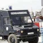Жандармерия помага на горските и полицията