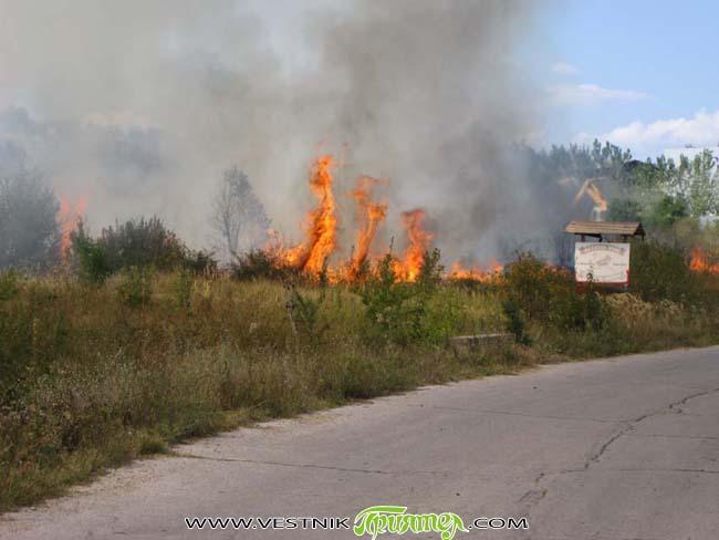 От началото на месеца пожарите зачестиха, алармира ръководителят на Районната служба за пожарна и аварийна безопасност Любомир Рогачев. Най-сериозни са пораженията от огъня на 3 април в Широки дол, където […]