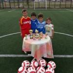 Младите футболисти с победа и реми в София