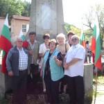 Автопоход по случай вековния юбилей на Балканската война