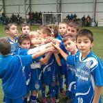 Децата от школата на Димчо Маринов втори на турнир в София