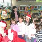 Детски празник в библиотеката