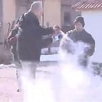 Жена в Гуцал се опита да се самозапали