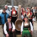 Самоковци направиха по-свеж Благовец в София