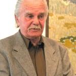 Художникът Христофор Пейчев на 80 години