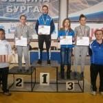 10 медала за самоковки от републиканските финали в Бургас