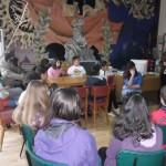 Ученици честваха Международния ден на книгата в библиотеката
