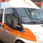 Камион навлезе в насрещното, рани пътник в лека кола