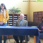 15-годишната Сияйна Ангелова представи книгата си