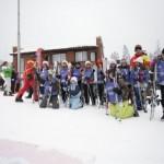 """В Боровец наградиха първенците в """"Научи се да караш ски"""""""