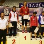 Александрина Кашинова със златен медал от турнира в Турция