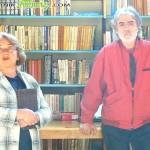 Георги Видинов нареди 43 платна в библиотеката