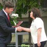 Наградиха 14 учители навръх 24 май /снимки/