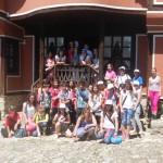 Наши ученици видяха в Копривщица възстановката на Априлското въстание