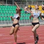 Ивана Аджова и Веселина Алинска – вицешампионки с еднакво време!