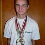 Боян Софин спечели бронз в международно състезание