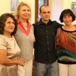 Самоковско участие в международен пленер в Словакия